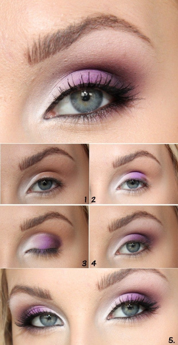 15 Easy And Stylish Eye Makeup Tutorials