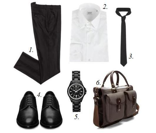 Mens-Interview-Attire Best Collection of Job Interview Outfits /Tips For Men
