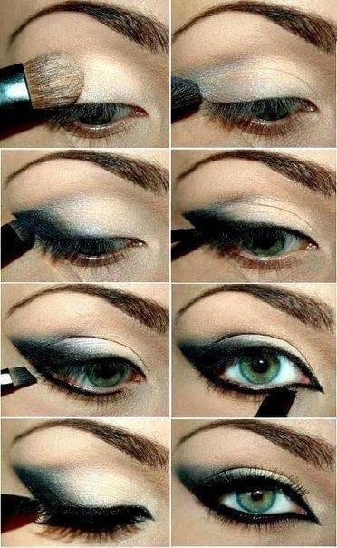 Top-Eye-Makeup-Tutorials 15 Easy and Stylish Eye Makeup Tutorials - How to wear Eye Makeup?