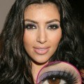 kim kardashian eyes makeup