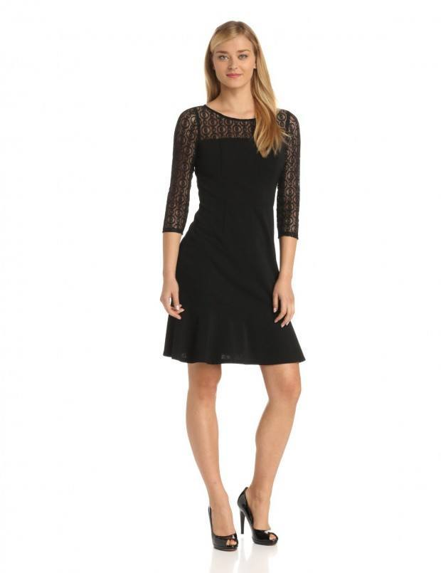 quick-dresses-to-wear 10  Amazing  Timeless Dresses for Womens Closet