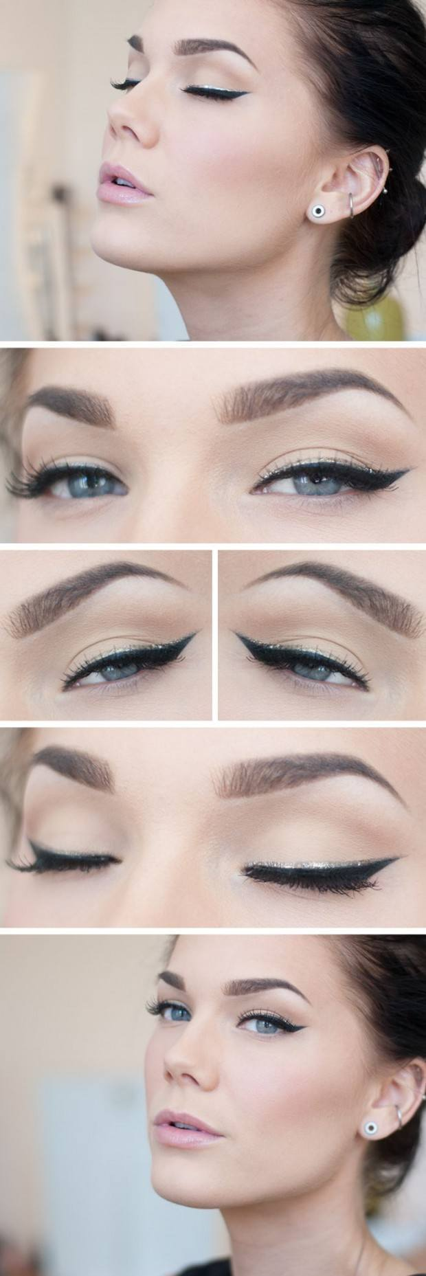 Easy Makeup Tutorial And Style For Android: 15 Easy And Stylish Eye Makeup Tutorials