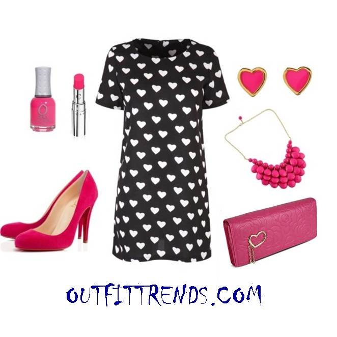 valentine day dress