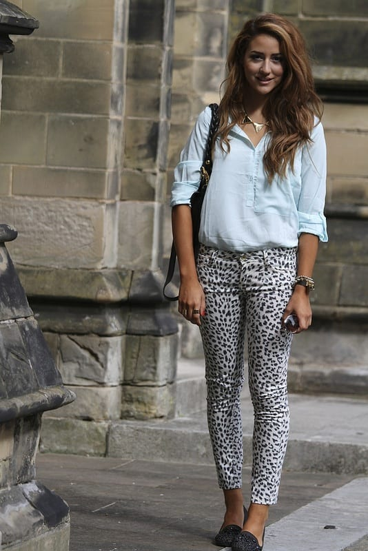 2014 animal print fashion ideas