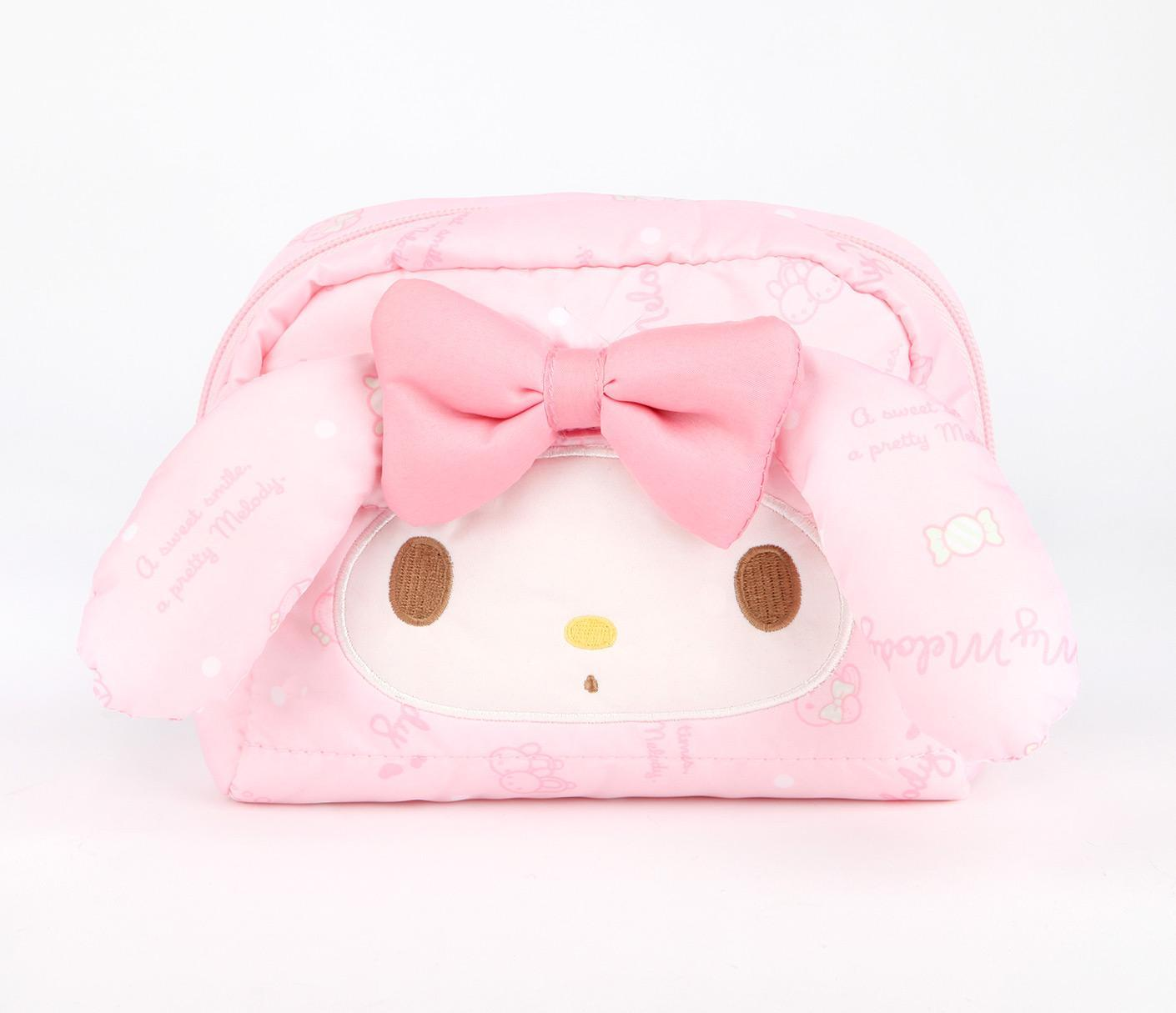 Beautiful-Hello-Kitty-Cosmetic-Pouches 10 Cute Hello kitty Makeup Bags You must Have