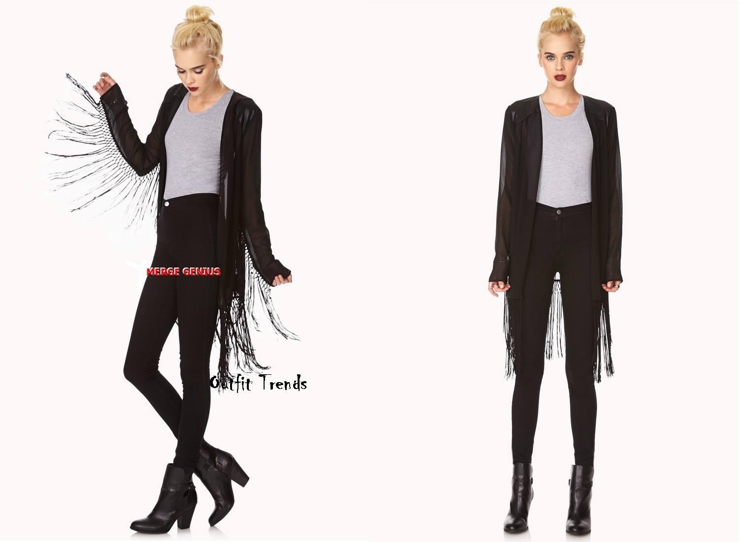 Boho-Babe-Fringed-Cardigan 13 Stylish and Trendy Cardigans Collection for Women