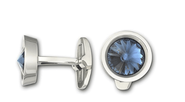 Celebrities-Cuff-links New and Classy Collection of Swarovski Women Cufflinks