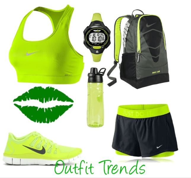 Cool-Nike-outfits-for-women 10 Super Cool Gym Outfits for Women- Workout Clothes