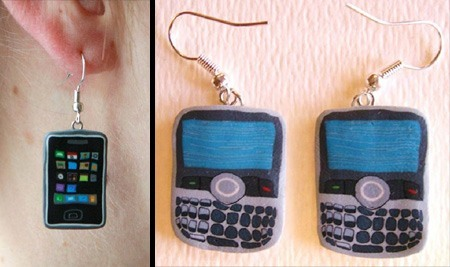 Creative-and-Interesting-Earrings WARNING:These 22 World Most Crazy Earrings Will Blow Your Mind