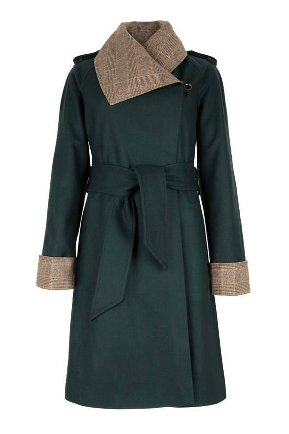 Designer Long coats for girls