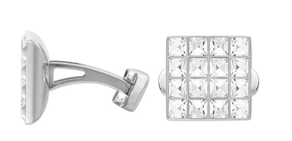 Designers-Cuff-Links-for-women New and Classy Collection of Swarovski Women Cufflinks