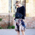 Floral Print Skirts trends