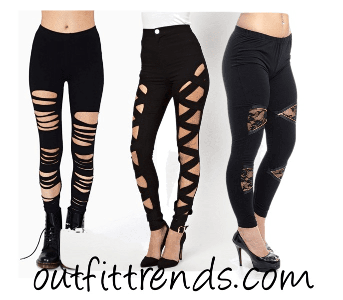 Funky-Leggings 33 Most Creative and Glamorous  Leggings in Fashion