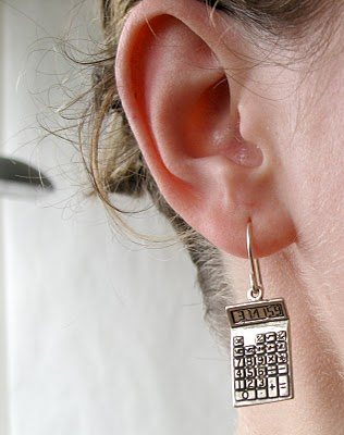 Innovative-earrings-ideas WARNING:These 22 World Most Crazy Earrings Will Blow Your Mind