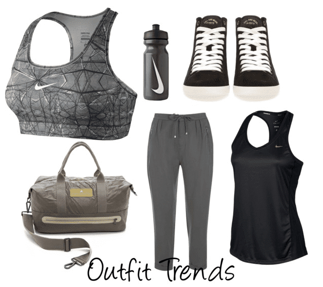 Ladies-Workout-outfits 10 Super Cool Gym Outfits for Women- Workout Clothes