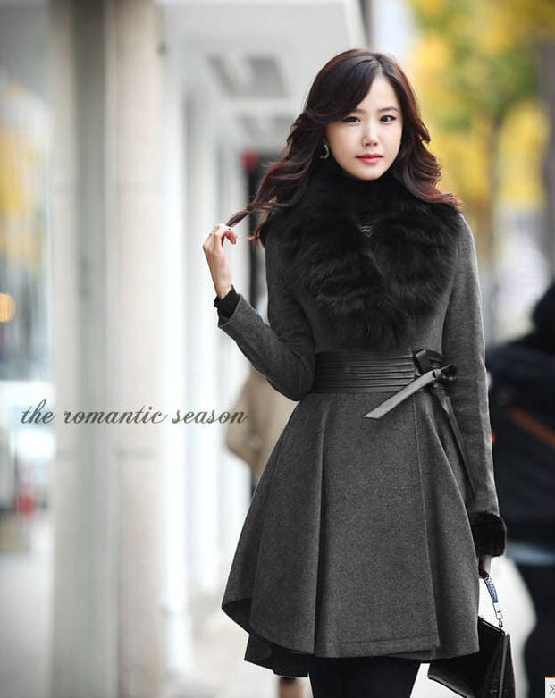 Long coats fashion ideas