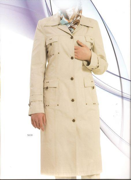 New style in long coats for women