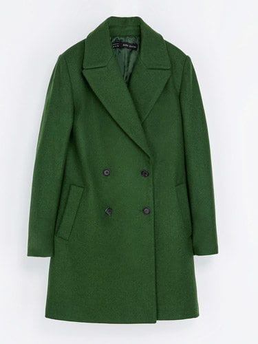 Notch Collar coats for girls