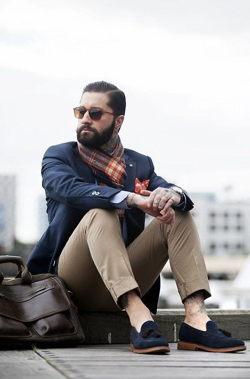 Sexy Street Style fashion for men
