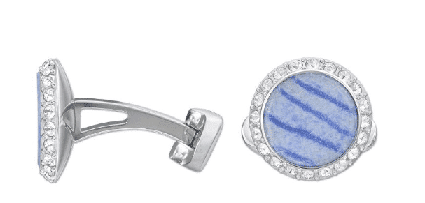 Swarovski-Stylish-Cuff-links New and Classy Collection of Swarovski Women Cufflinks