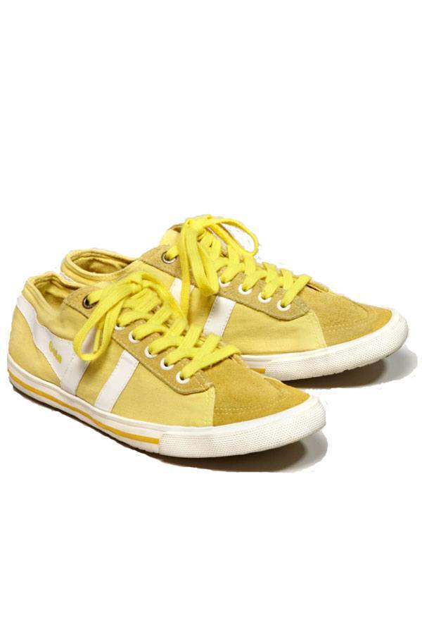 Yellow-sneakers-for-girls Top 20 Branded Sneakers for Women 2016 - Celebrities Choice