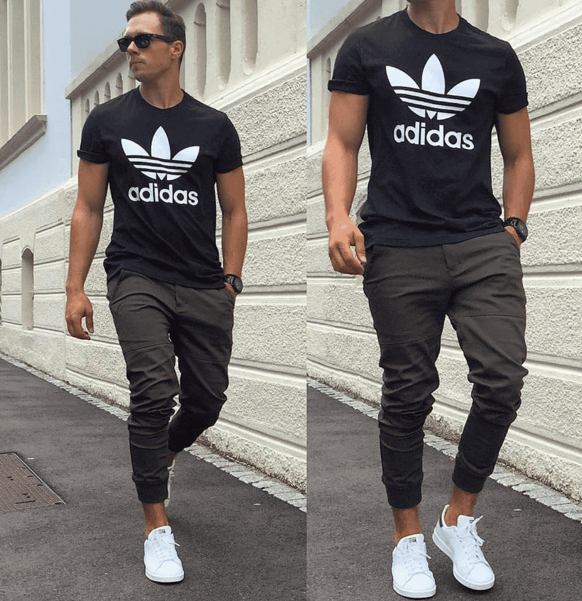 adidas-outfits-for-men 17 Most Popular Street Style Fashion Ideas for Men