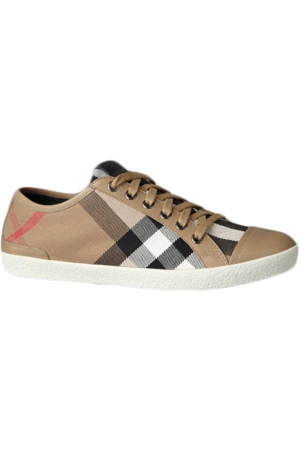 burberry-sneakers-for-girls Top 20 Branded Sneakers for Women 2016 - Celebrities Choice