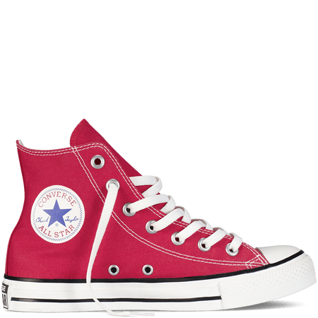 converse-Red-sneakers-for-girls Top 20 Branded Sneakers for Women 2019 - Celebrities Choice
