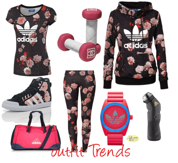 Gym Clothes For Women Cute cute gym outfits