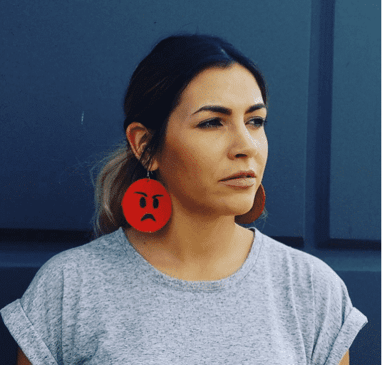 emoji-earrings 22 World's Most Creative, Weird and Unique Earrings for Women