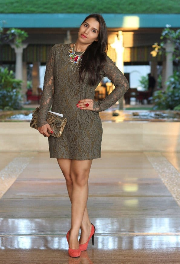 Lace Dress fashion trends