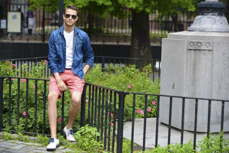 Mens-shorts-fashion-Tips 26 Cool and Stylish Bermuda Shorts for Men This Season