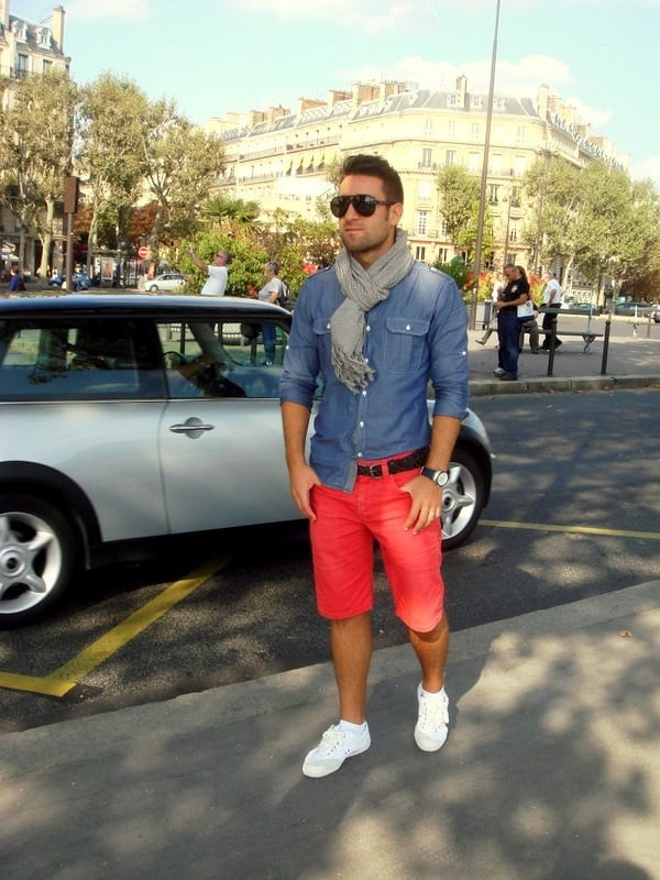 Mens-summer-fashion-ideas 26 Cool and Stylish Bermuda Shorts for Men This Season