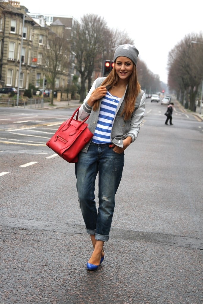 Stylish Boyfriend jeans