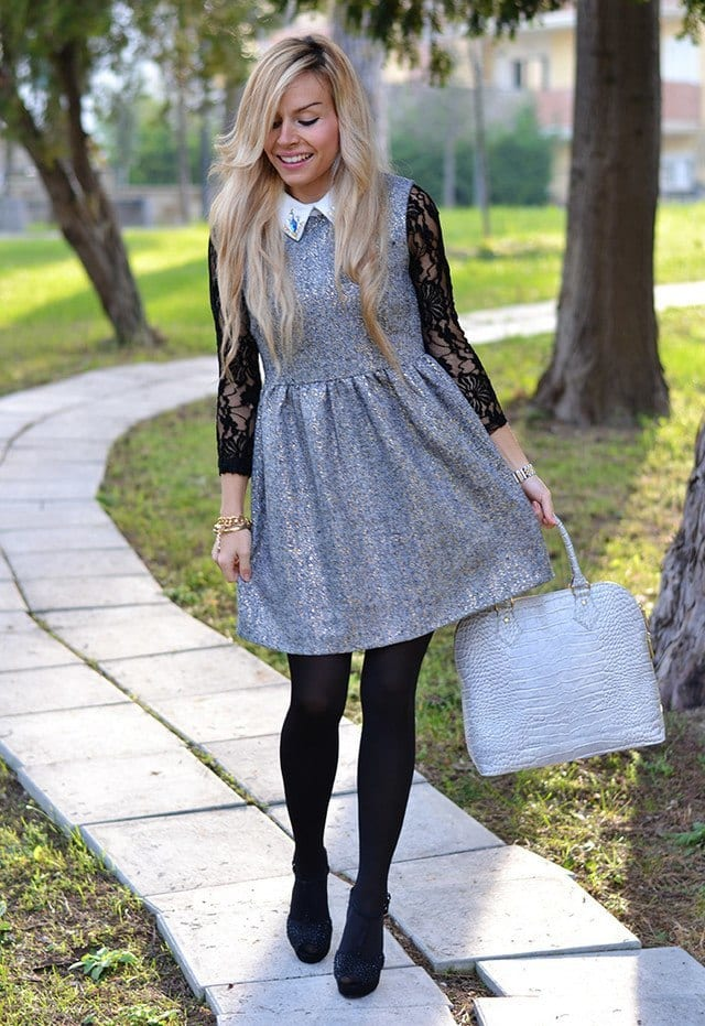 Trendy-Lace-tops 26 Beautiful Lace Dresses and Ideas how to Wear Them