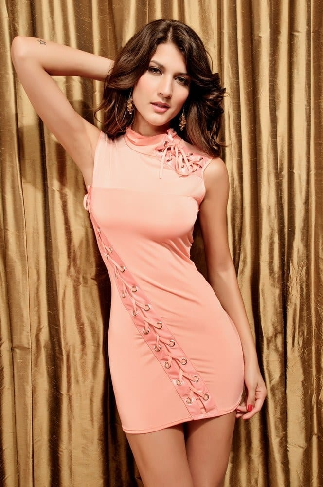 Pink Evening Dresses For women
