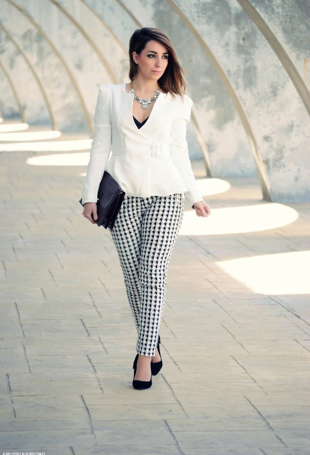Elegant-work-outfits-women 22 Elegant WorkWear Outfits Combinations for Women