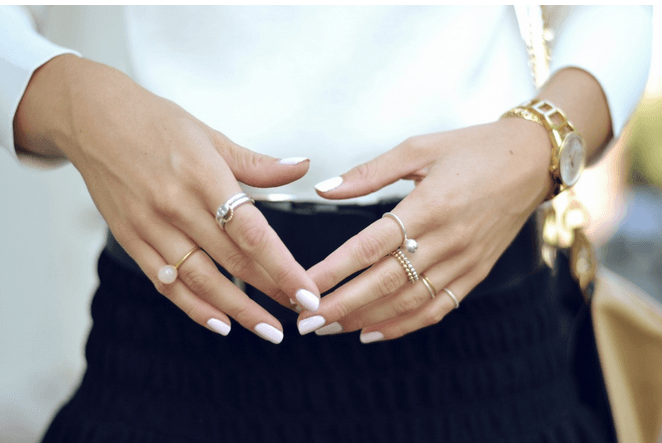 Multi-rings-fashion 21 Most Awesome Multiple Rings Combos You Must Try