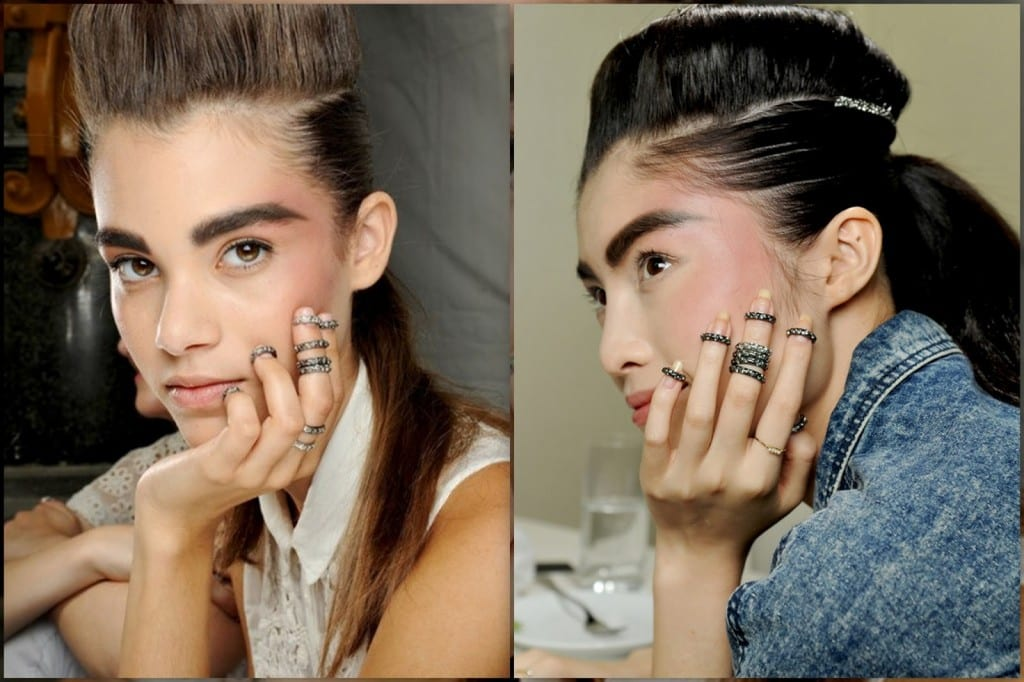 Stylish-multiple-rings 21 Most Awesome Multiple Rings Combos You Must Try