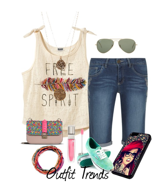 Summer fashion trends for teenage girls