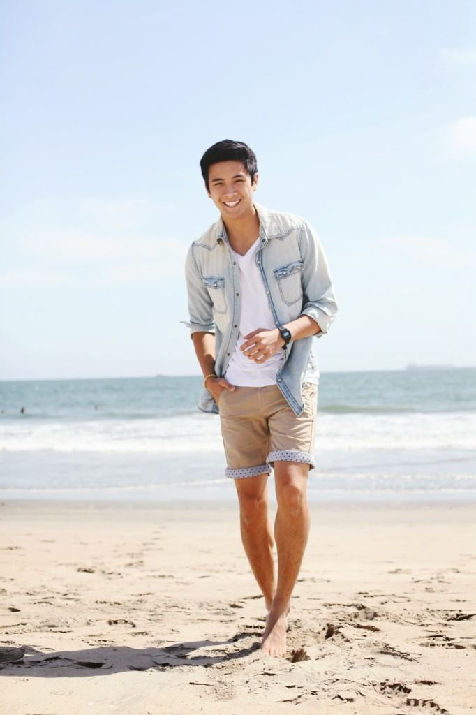 men beach fashion ideas