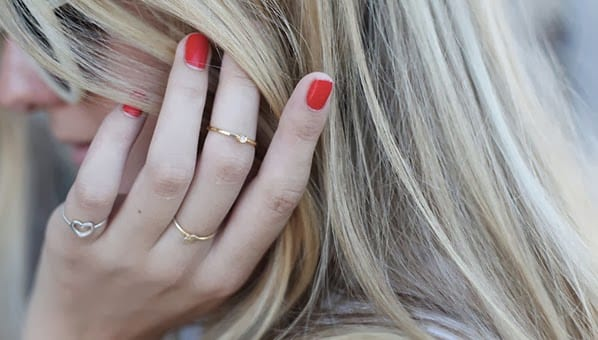 multiple-rings-fashion 21 Most Awesome Multiple Rings Combos You Must Try