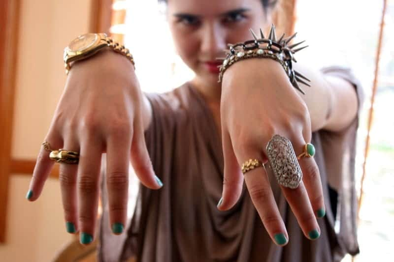 multiple-rings-trends 21 Most Awesome Multiple Rings Combos You Must Try