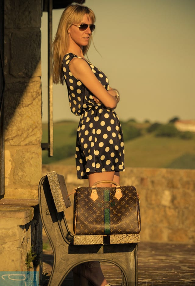 Designers-Polka-Dot-Dresses 17 Best Polka Dot Outfits - How to Wear Polka Dots Dresses