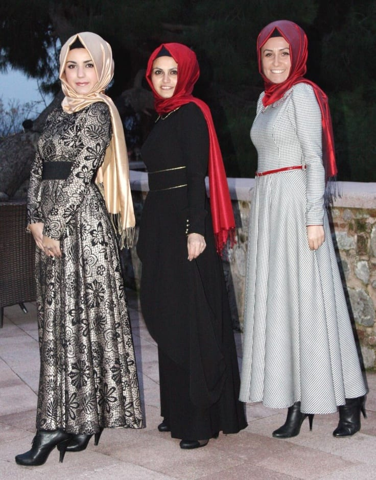 Hijab-fashion-ideas-for-girls 30 Modern Ways to Wear Hijab - Hijab Fashion Ideas