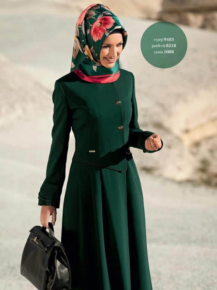 Hijab-fashion 30 Modern Ways to Wear Hijab - Hijab Fashion Ideas