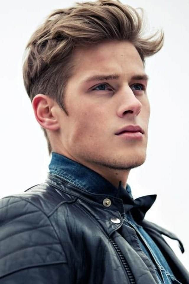 Latest Men Hairstyles popular hairstyle