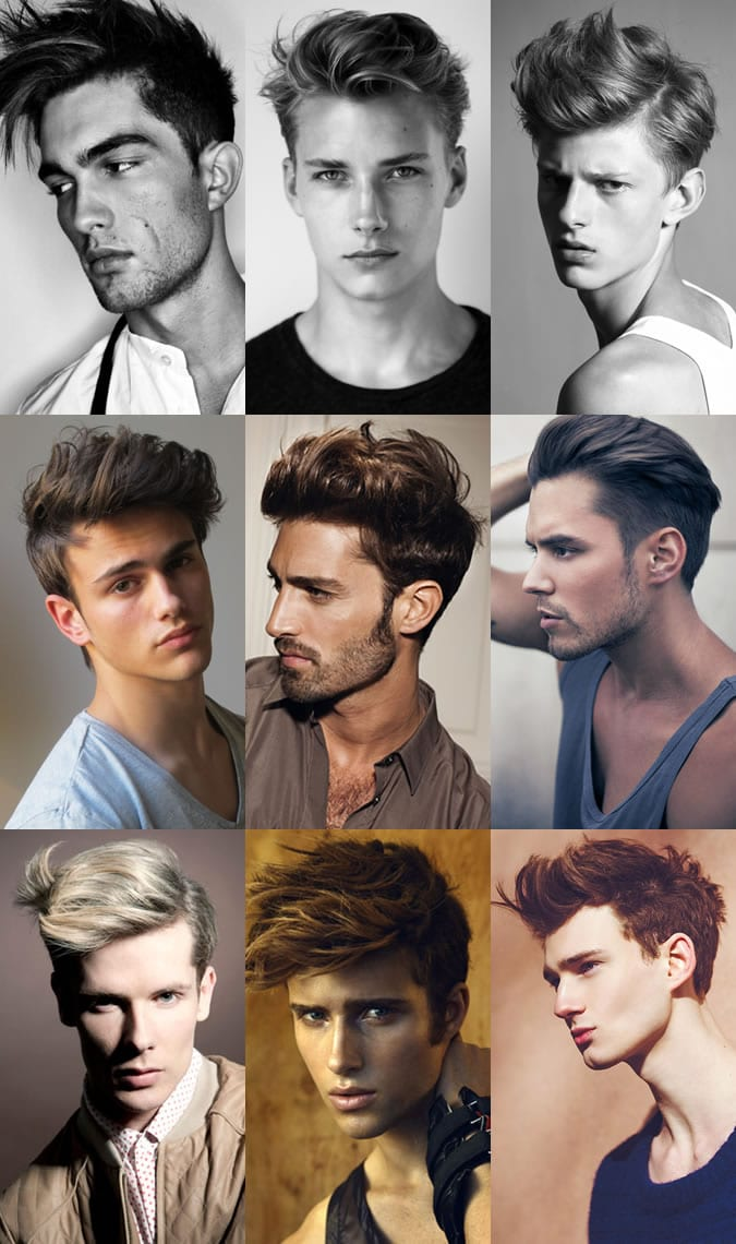 Sexy-men-Hairstyles Latest Men Hairstyles- 150 Most Trending Hairstyles for Men