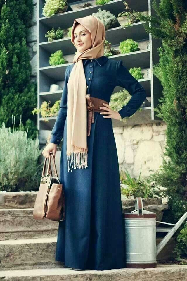 hijab-style-Ideas 30 Modern Ways to Wear Hijab - Hijab Fashion Ideas