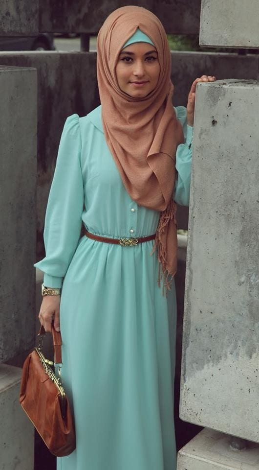 latest-hijab-fashion 30 Modern Ways to Wear Hijab - Hijab Fashion Ideas